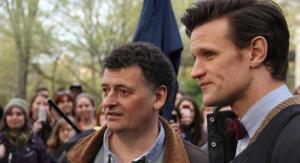 A writer needs a good lead actor.  An actor needs a good writer.  Moffat and Smith did well for each other. (Source: http://www.kasterborous.com/)