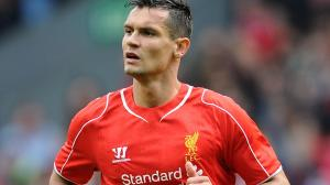 We didn't defend well last season. We purchased Lovren. We're not defending well this season. He hasn't impressed, but it's not all his fault. (Source: http://i1.eurosport.com/)